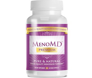 Premium Certified MenoMD Review - For Relief From Symptoms Associated With Menopause