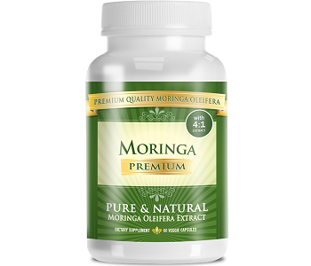 Premium Certified Moringa Review - For Weight Loss and Improved Moods