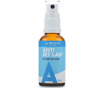 NZ Natural Formulas Anti Jet Lag Review - For Relief From Jetlag