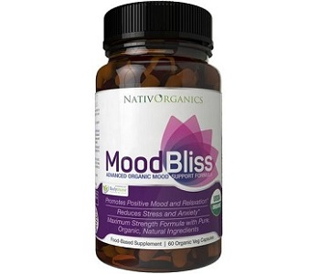 Nativorganics Moodbliss Review - For Relief From Anxiety And Tension