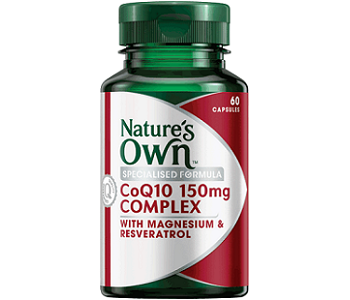 Nature's Own CoQ10 Review - For Cognitive And Cardiovascular Support