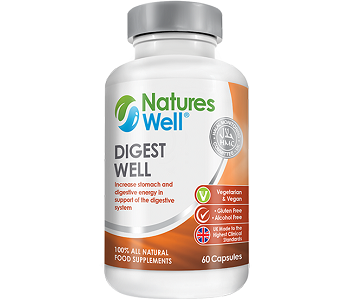 Nature's Well Digest Well Review - For Increased Digestive Support
