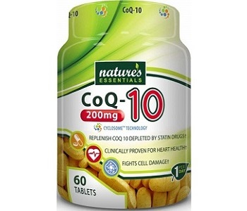 Nature's Essentials CoQ10 Review - For Cognitive And Cardiovascular Support