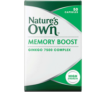 Nature's Own Memory Boost Review - For Improved Cognitive Function And Memory
