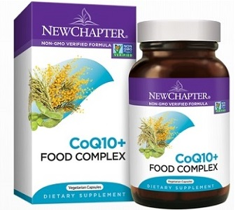 New Chapter CoQ10+ Food Complex Review - For Cognitive And Cardiovascular Support