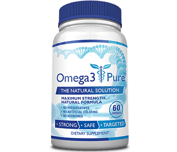Consumer Health Omega-3 Pure Review - For Cognitive And Cardiovascular Support