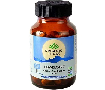 Organic India Bowel Care for IBS Relief
