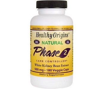 Phase Health White Kidney Bean Extract Weight Loss Supplement Review