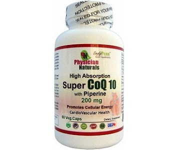 Physician Naturals Trans Super CoQ10 Review - For Cognitive And Cardiovascular Support