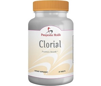 Progressive Health Clorial Review - For Bad Breath And Body Odor