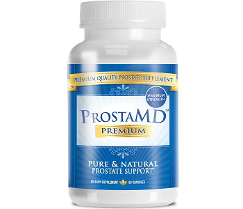 Premium Certified PostaMD Review - For Increased Prostate Support
