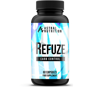 Astral Nutrition Refuze Carb Blockers Weight Loss Supplement Review