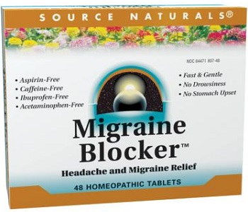 Source Natural Migraine Blocker Review - For Symptomatic Relief From