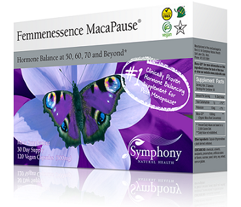 Symphony Natural Health Femmenessence MacaPause Review - For Menopause
