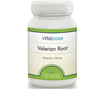 Vitabase Valerian Root Review - For Restlessness and Insomnia