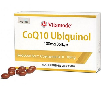 Vitamode CoQ10 Ubiquinol Review - For Cognitive And Cardiovascular Support