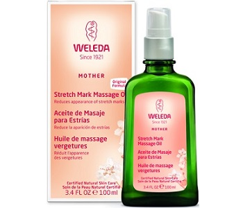 Weleda Stretch Marks Massage Oil for Stretch Mark