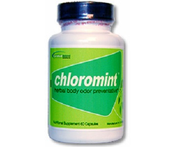 Zuma Labs Chloromint for Bad Breath & Body Odor