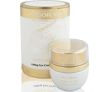 Agora Lifting Eye Cream Review - For Under Eye Bag And Wrinkles