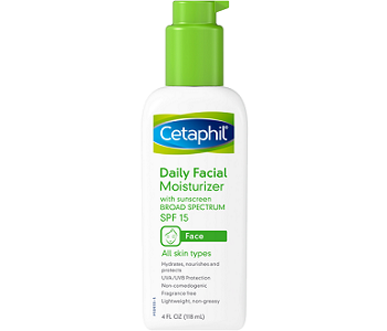 Cetaphil Daily Moisturizer SPF 15 Review - For Younger Healthier Looking Skin