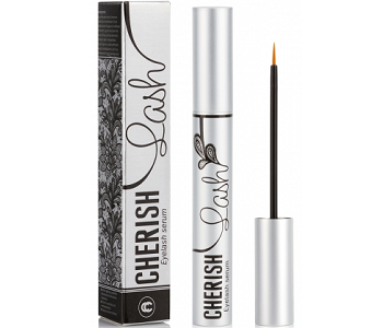 Cherish Lash Eyelash Serum Review - For Fuller Longer Looking Lashes