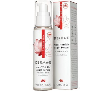Derma E Anti-Wrinkle Night Serum Review - For Younger Healthier Looking Skin