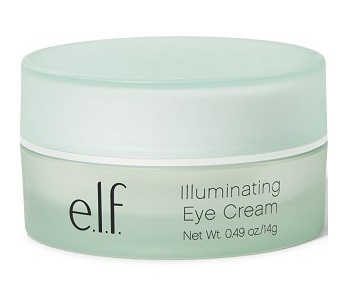 Elf Nourishing and Illuminating Eye Cream Review - For Under Eye Bag And Wrinkles