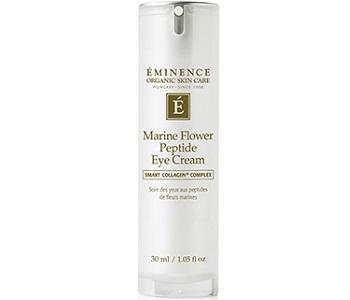 Eminence Marine Flower Peptide Eye Cream Review - For Under Eye Bag And Wrinkles