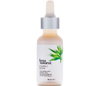 InstaNatural Vitamin C Serum Review - For Younger Healthier Looking Skin