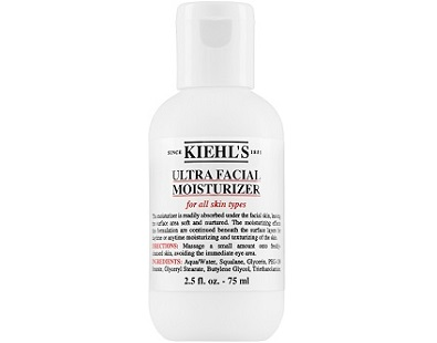 Kiehl's Ultra Facial Moisturizer Review - For Younger Healthier Looking Skin