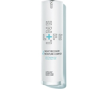 Lifeline Night Recovery Moisture Complex Review - For Younger Healthier Looking Skin