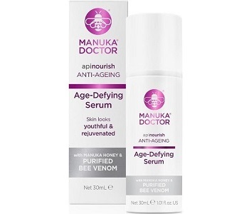 Manuka Doctor Age-Defying Serum Review - For Younger Healthier Looking Skin
