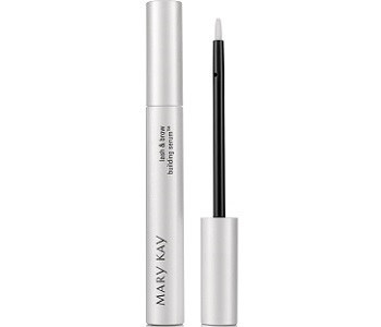 Mary Kay Lash & Brow Building Serum Review - For Fuller Longer Looking Lashes and Brows