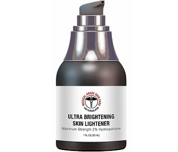 Medical Grade Skin Care Ultra Brightening Skin Lightener Review - For Brighter Healthier Skin