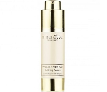 Mirenesse Power Lift Wrinkle Zero Day Refining Serum Review - For Younger Healthier Looking Skin