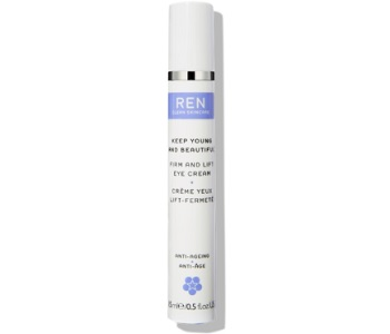 Ren Clean Skincare Keep Young And Beautiful Firm And Lift Eye Cream Review - For Under Eye Wrinkles