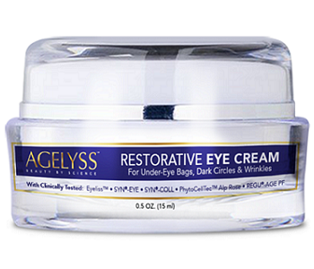 Agelyss Restorative Eye Cream for Wrinkles